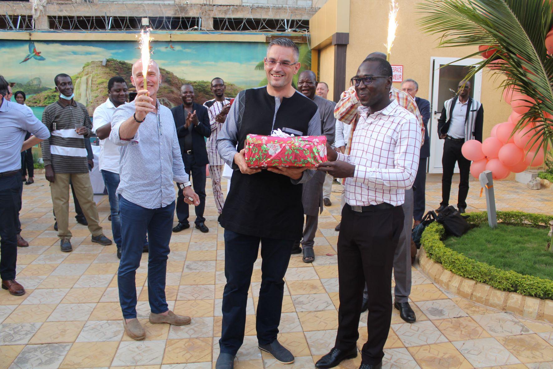 Fin de mission de Nicolas OEBEL, Chef de Projet STABEST