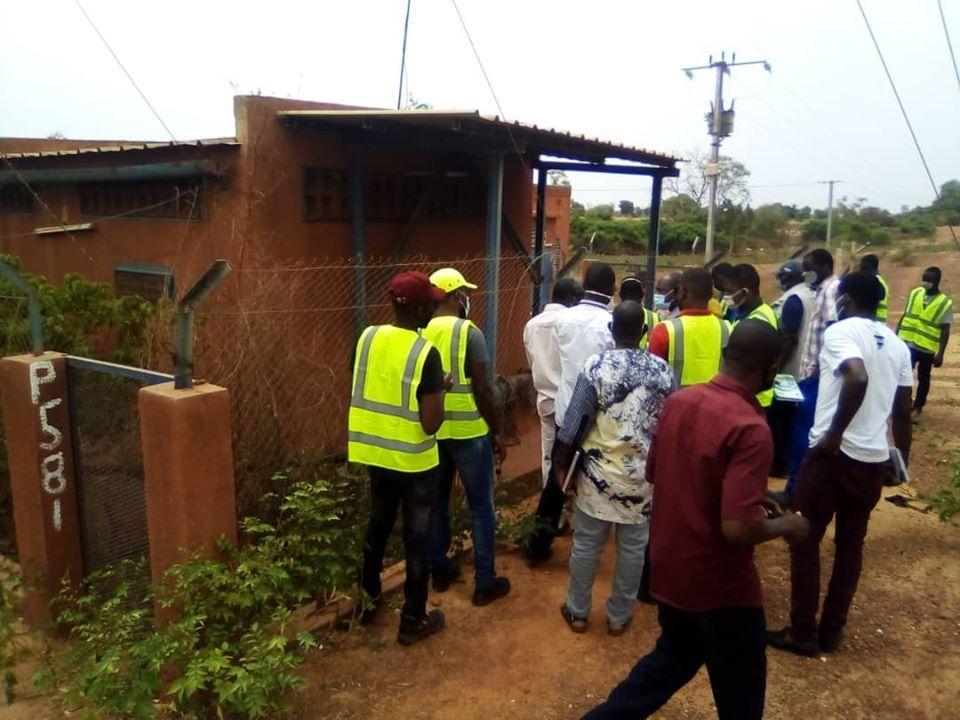Démarrage des travaux de restructuration du système d'adduction d'eau potable