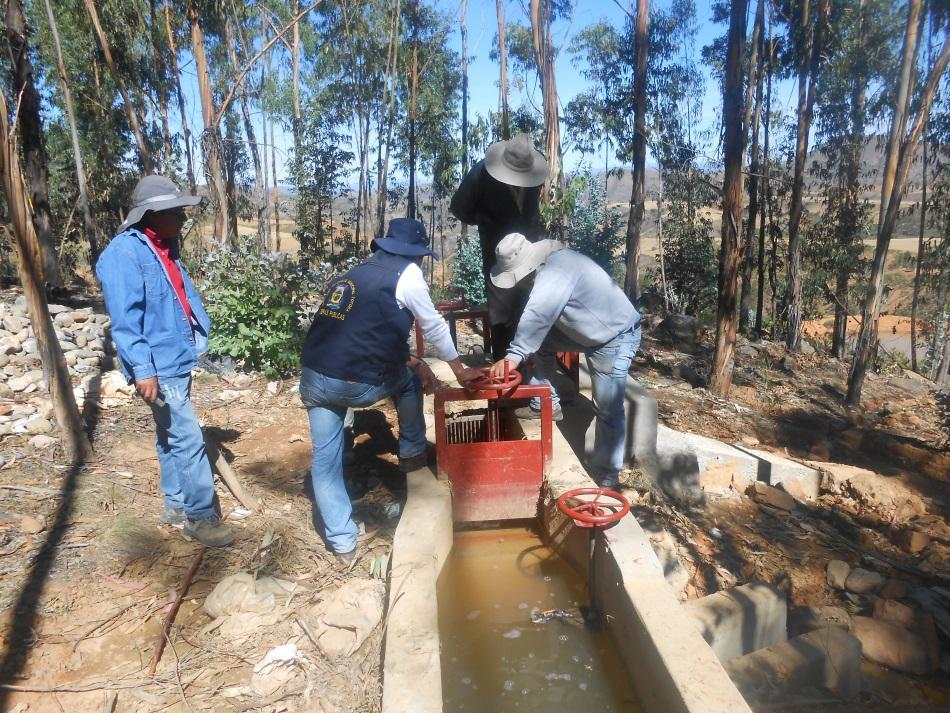 ¿Servicios de riego sostenibles? Saber acompañar los regantes