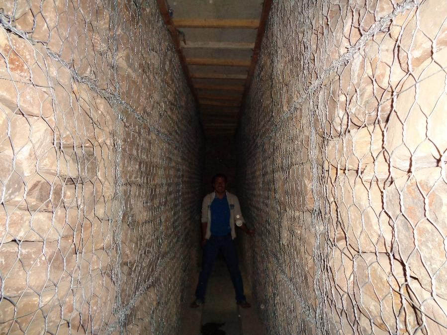El Programa de Apoyo al Riego Comunitario garantiza el agua para riego de 66 familias en la comunidad de Aguada, municipio de Pasorapa