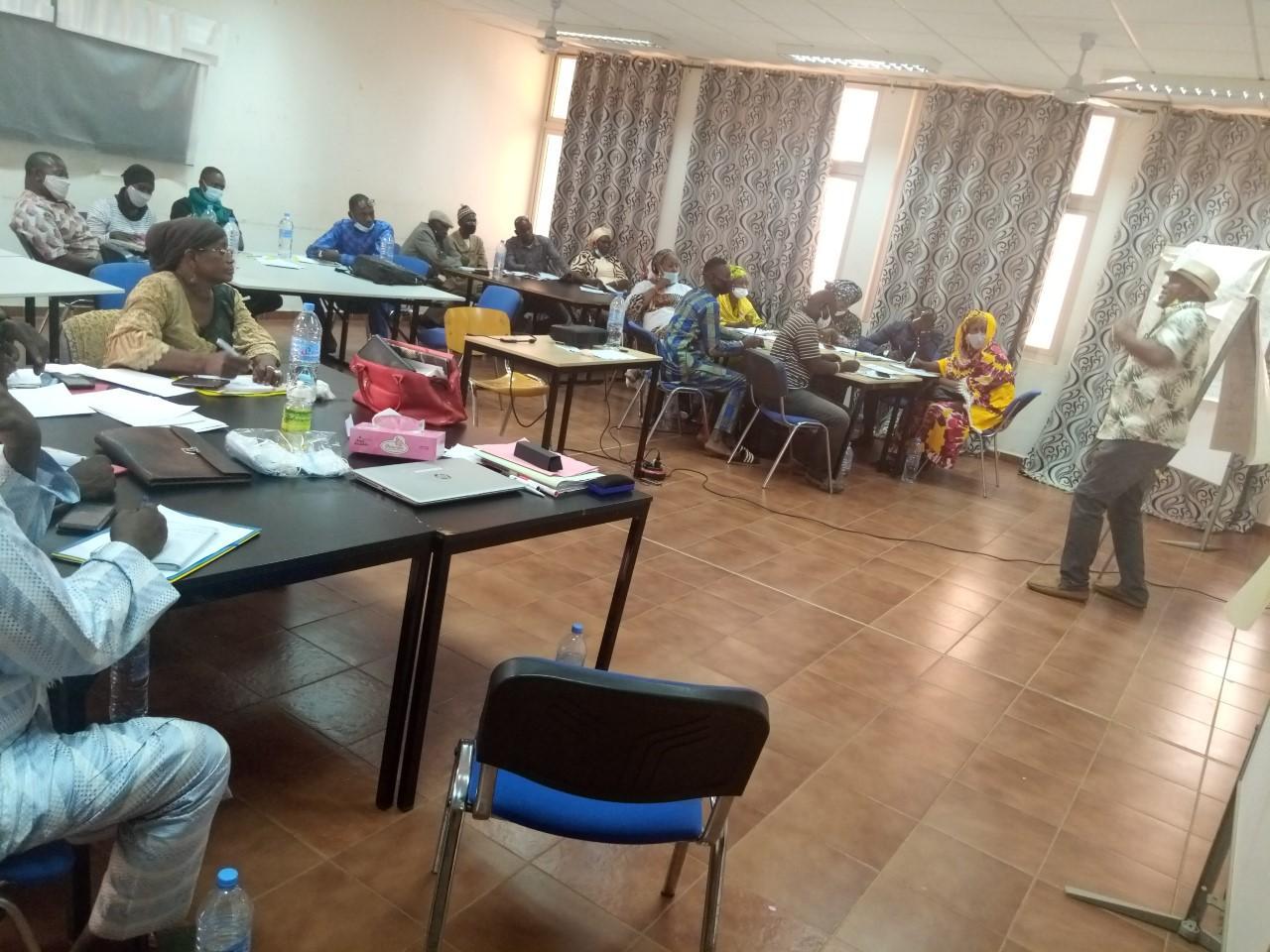 Mali: Les Organisations de la Société Civile de Koulikoro formés pour mieux assurer leurs rôles et