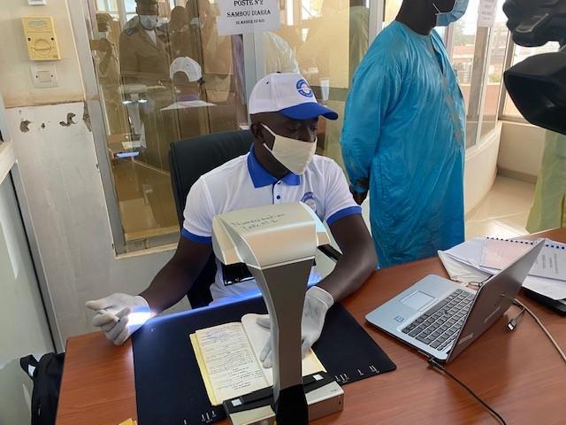 Plan d'archivage physique et numérique-Mali