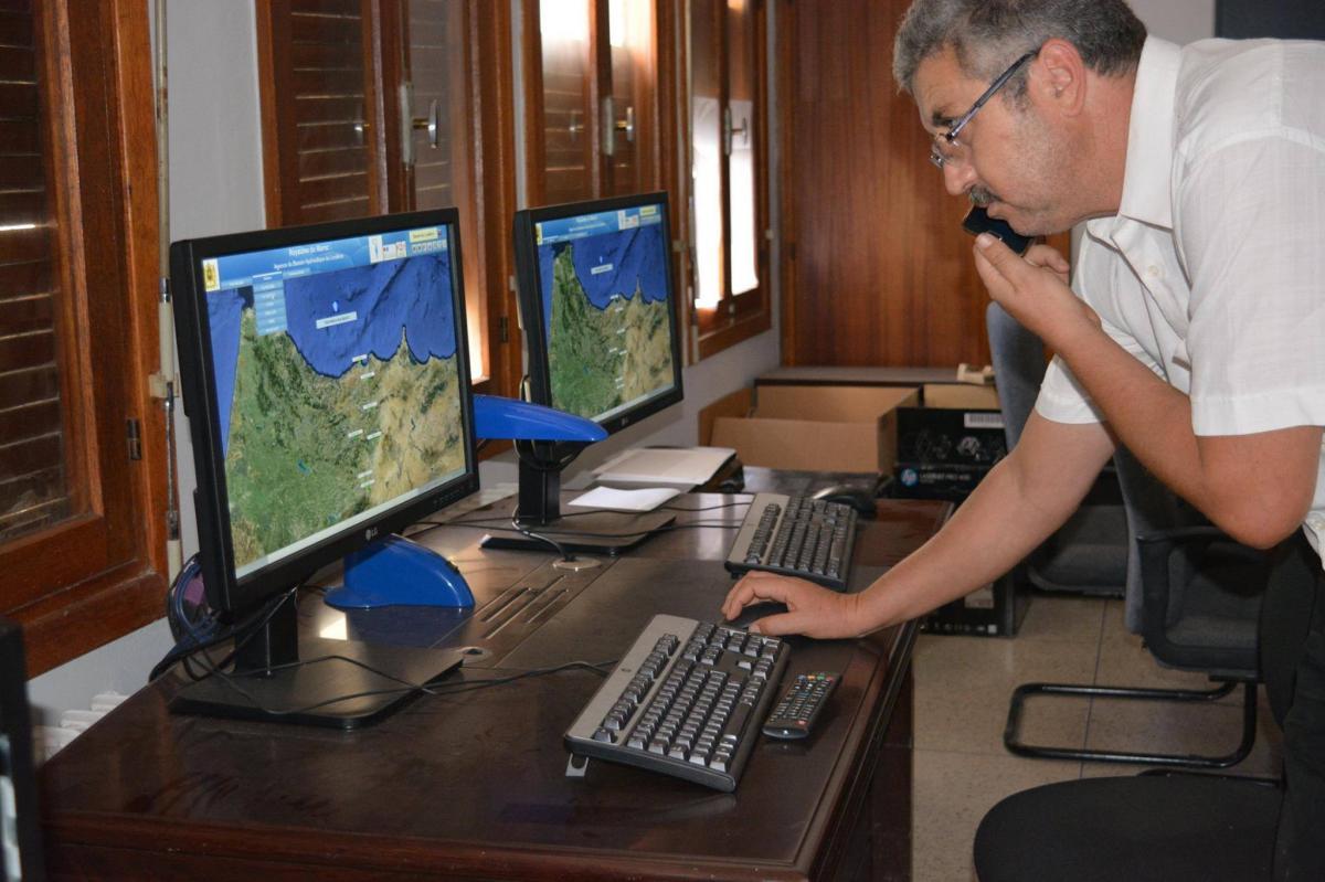 Un dispositif pour prévenir les risque d'inondations