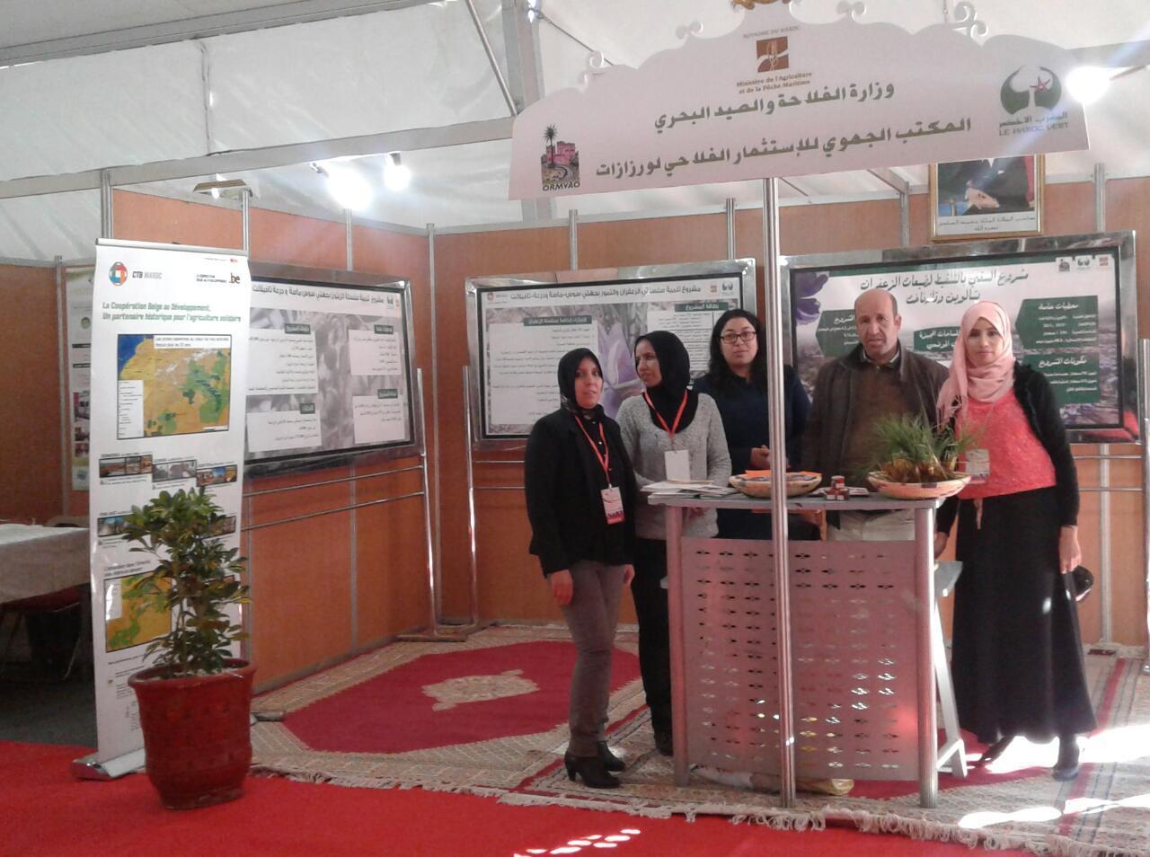 Un festival pour promouvoir la filiére du safran