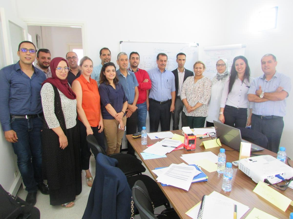 Un système de suivi évaluation développé d'une manière participative