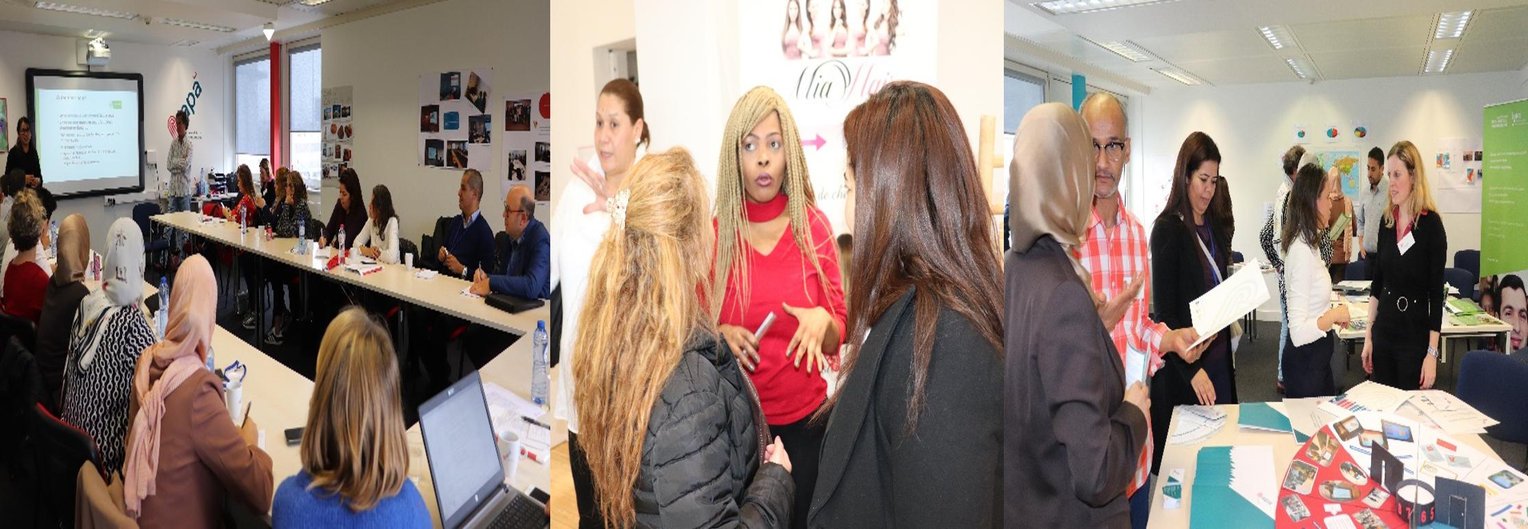 A la rencontre des acteurs clés qui assurent l'accompagnement des primo-arrivants en Belgique