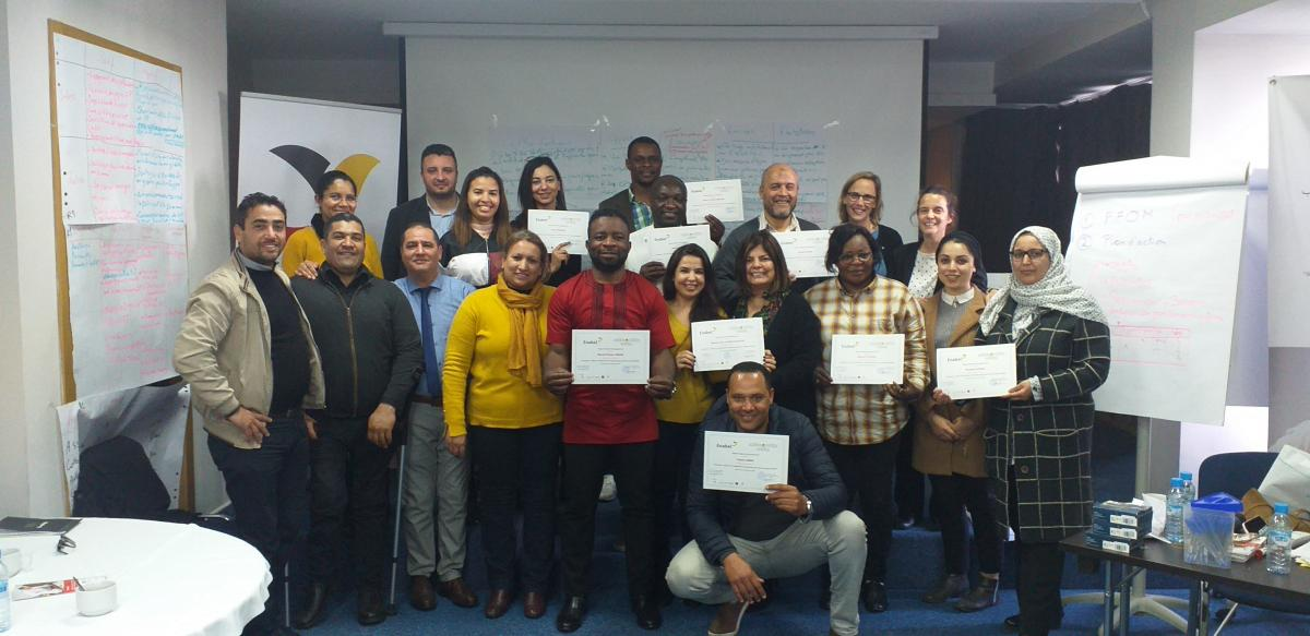 Les partenaires du projet Amuddu identifient des actions pour contribuer à l'équité de genre pour une meilleure intégration des personnes migrantes au