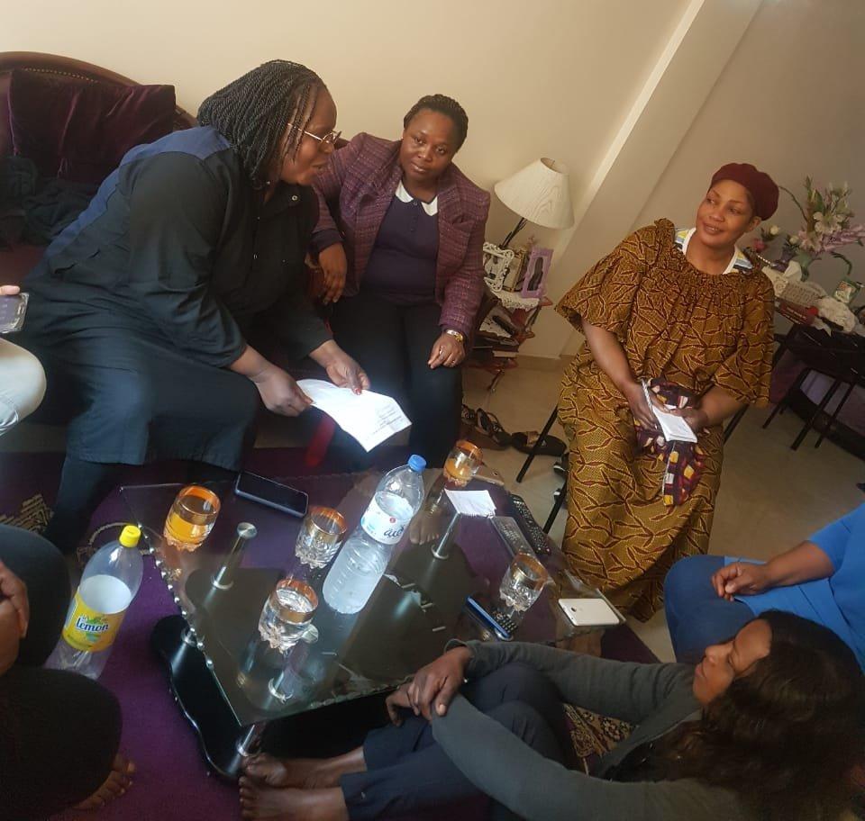 Le projet Amuddu contribue à l'économie sociale et solidaire territoriale en promouvant le rôle de 13 femmes migrantes entrepreneuses