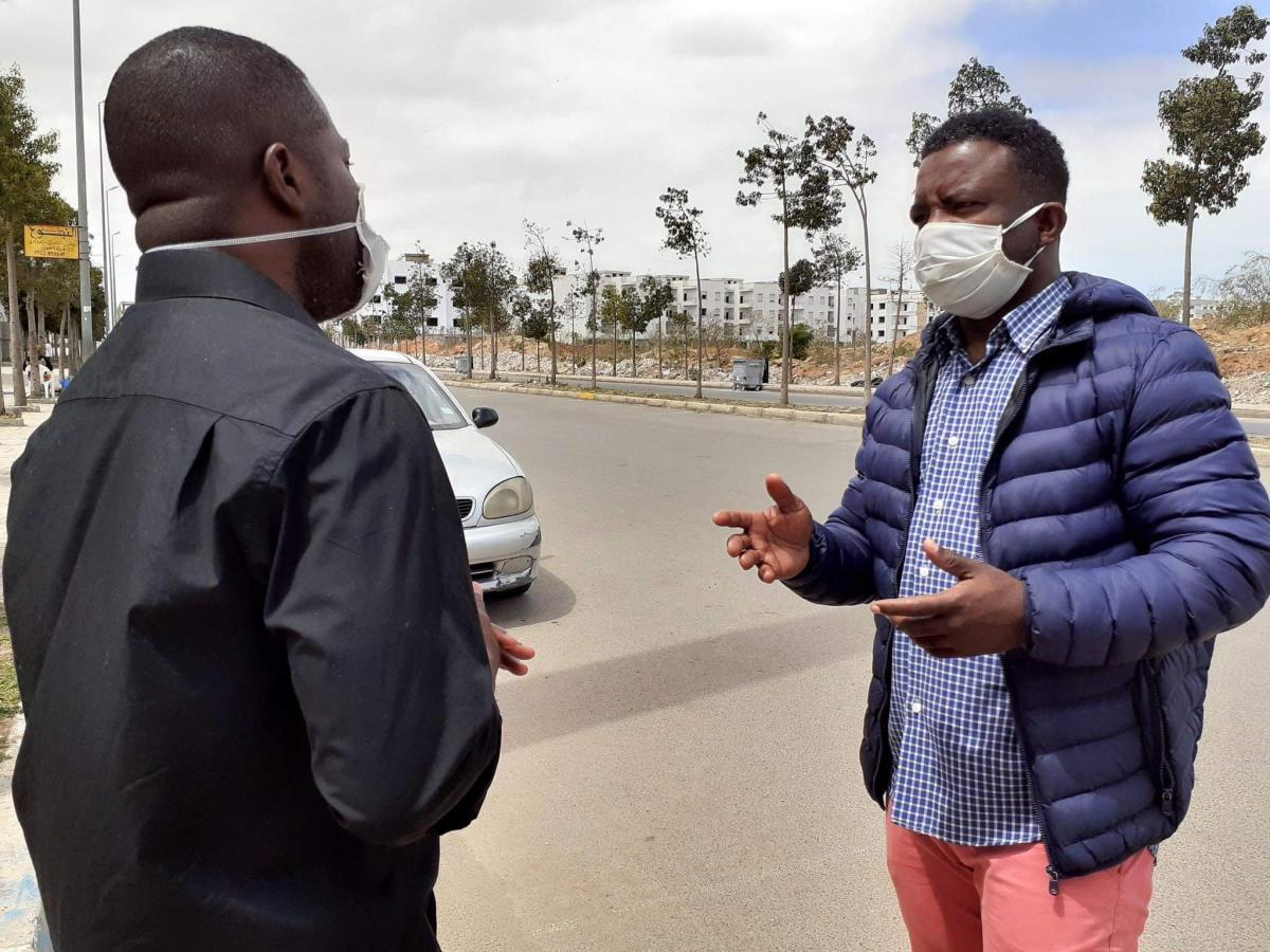 Amuddu célèbre le Journée Internationale des migrant·es