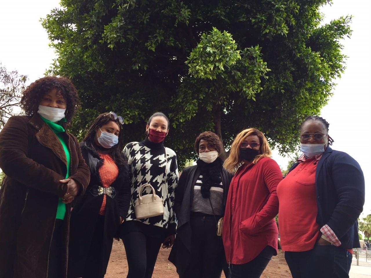 Témoignage d'Assita à l'occasion de la Journée internationale de la Femme - Maroc