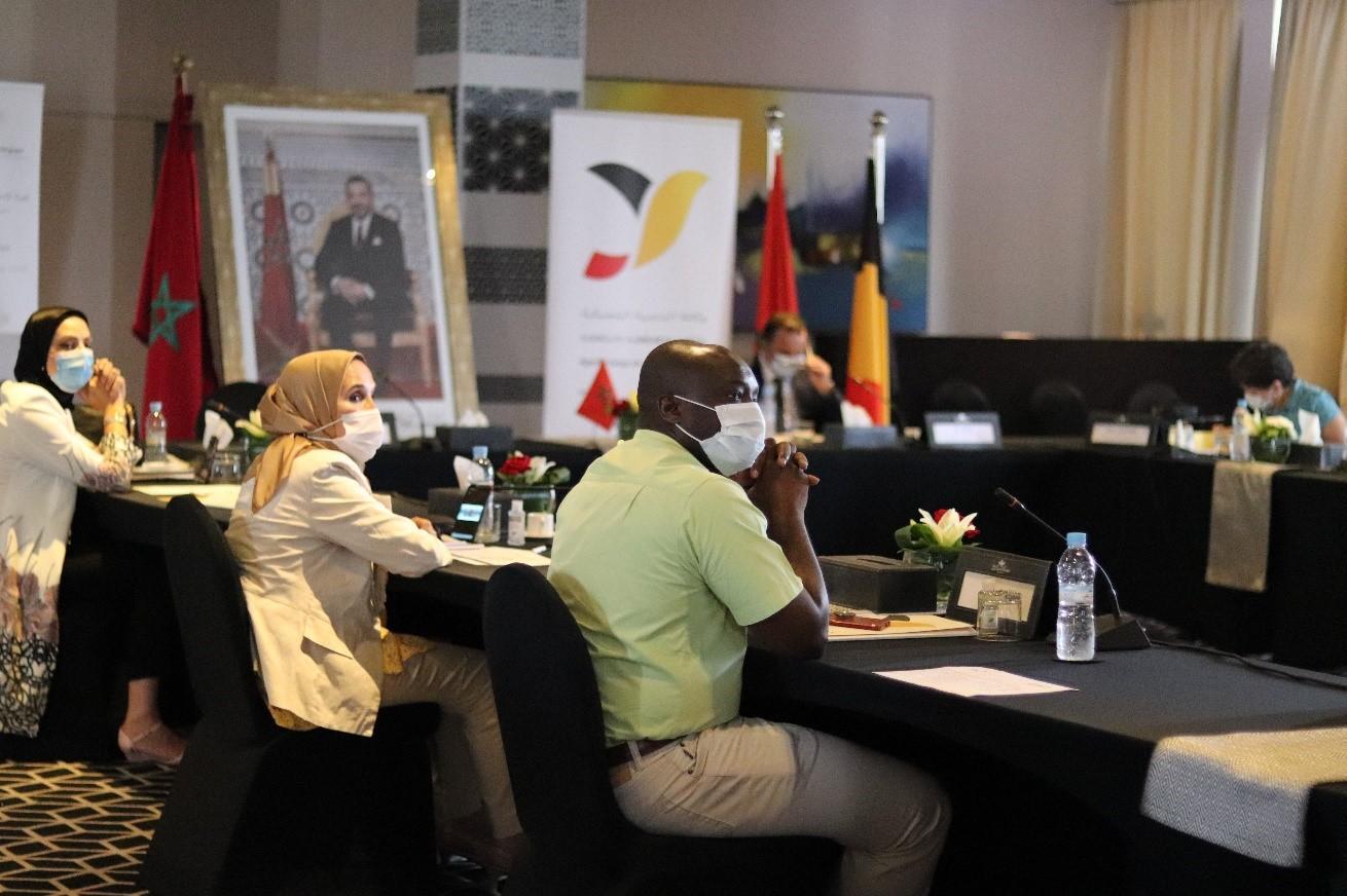 Amuddu partage ses bonnes pratiques en matière d'employabilité des personnes migrantes en marge de la Revue régionale africaine du Pacte mondial des m