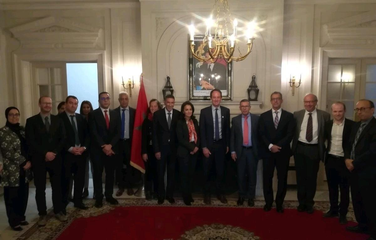 Les MeM belges au centre des priorités de la coopération maroco-belge.