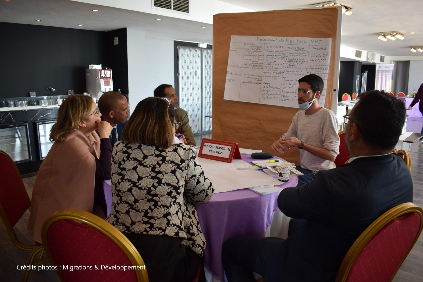 La société civile, acteur clé dans le déploiement des politiques migratoires dans les régions du Maroc