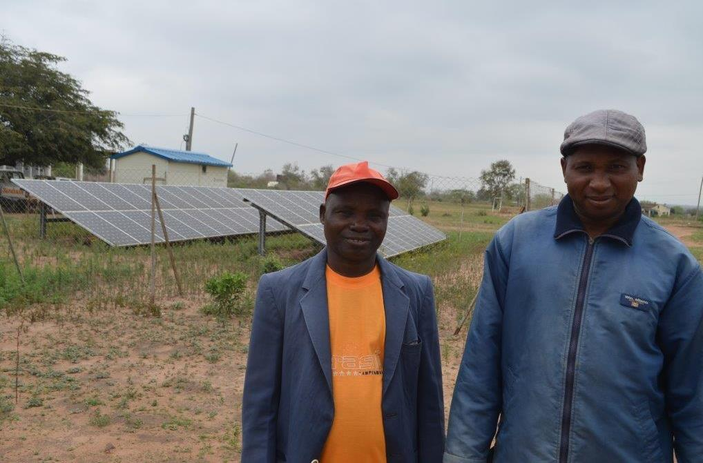 PROVIDING SOLAR ENERGY FOR OFF-GRID COMMUNITIES IN RURAL MOZAMBIQUE: BTC/FUNAE ASSESSMENT MISSION