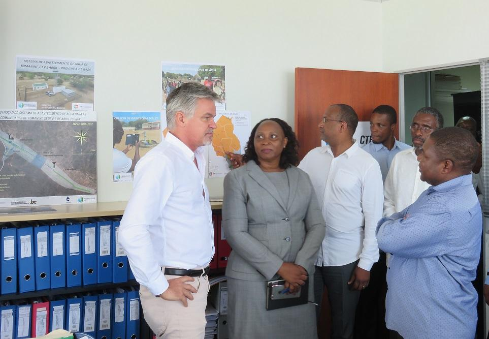 BTC Mozambique leading the way in water development in rural areas