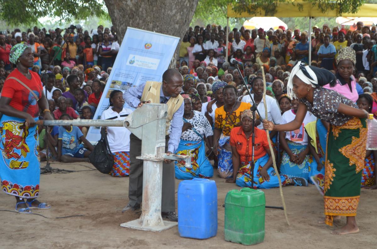Celebrating water