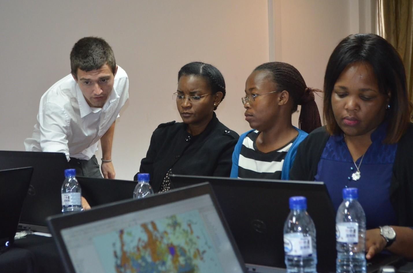 How to get to the gist of GIS for energy sector information management in Mozambique?
