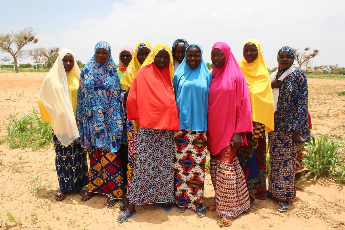 Success story : 100% de réussite des filles inscrites au BEPC 2018 dans le CEG de Malam Koira