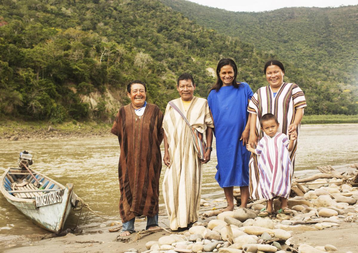 Experiencia piloto en distrito Rio Tambo para salud de pueblos indígenas