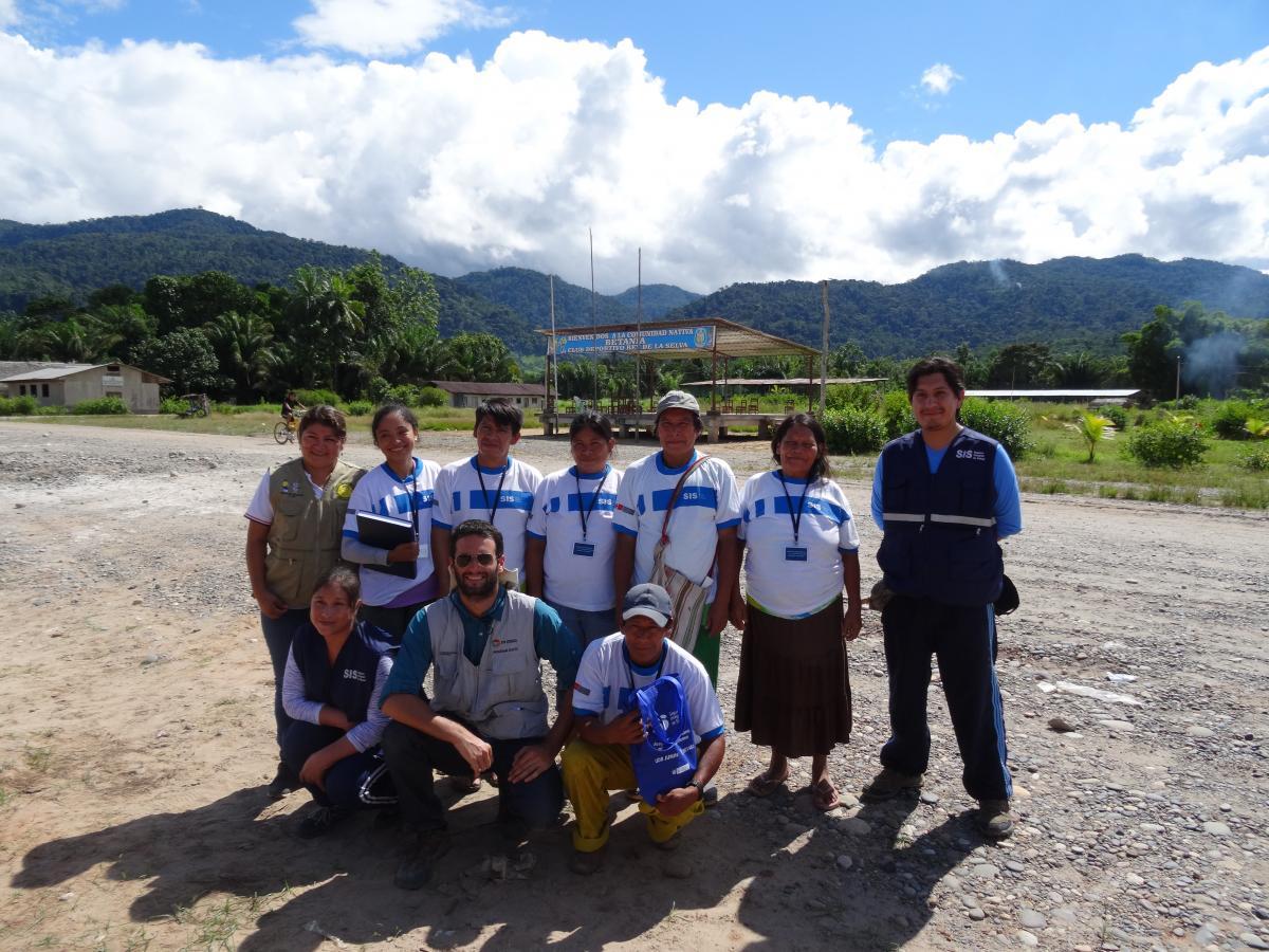 La Vigilancia Ciudadana para mejorar de la calidad de la atención en las comunidades nativas amazónicas del Perú