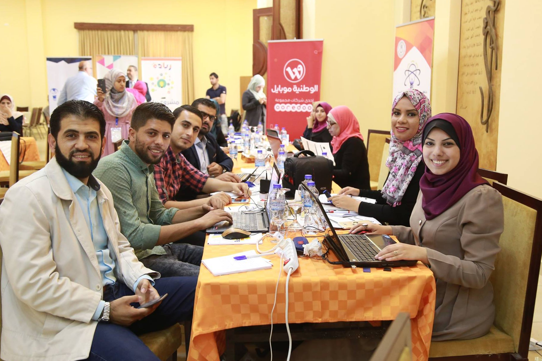 Entrepreneurship Awareness and Boot Camps in Gaza