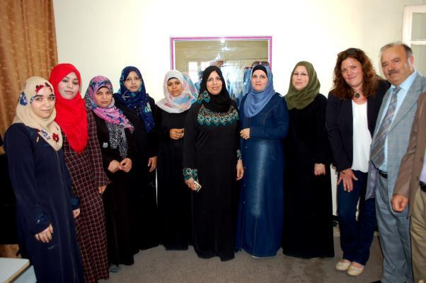 Racha: a success story of Work Based Learning in Gaza