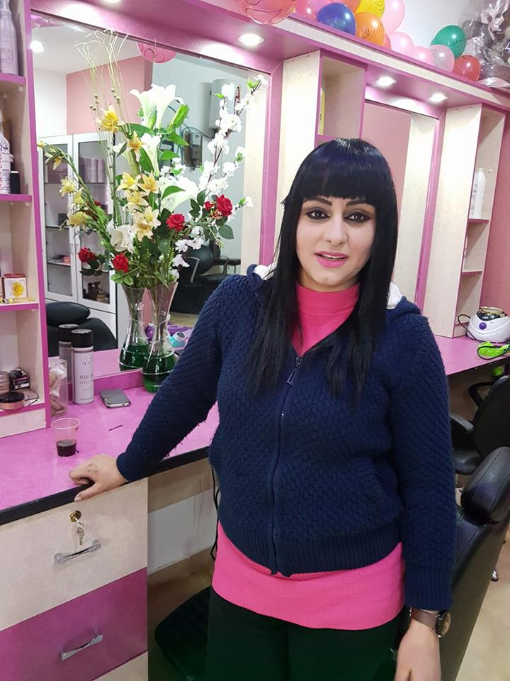 Amal's big dream: a success story in Bethlehem