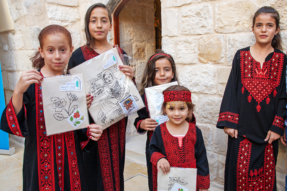 Palestinian heritage in the spotlight in Deir Istiya