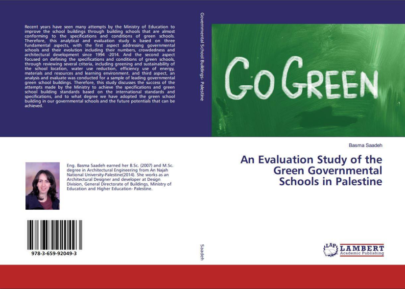 Go Green – An evaluation Study of the Green Governmental Schools in Palestine