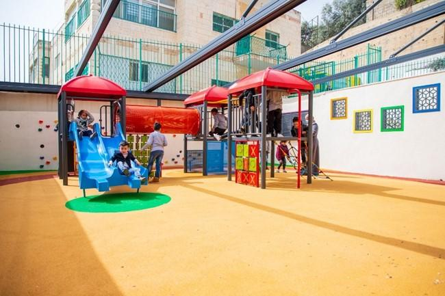 RiSE project finalized rehabilitation works in 3 schools