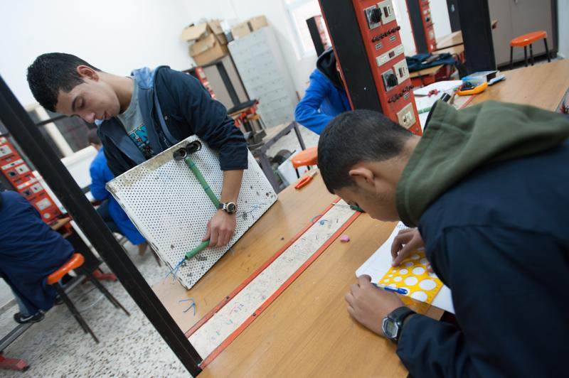 Inception phase for Skilled Young Palestine (SYP)