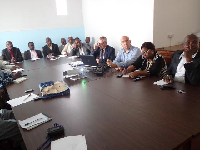 Le projet d'établissement : une approche pour des appuis intégrés au Katanga