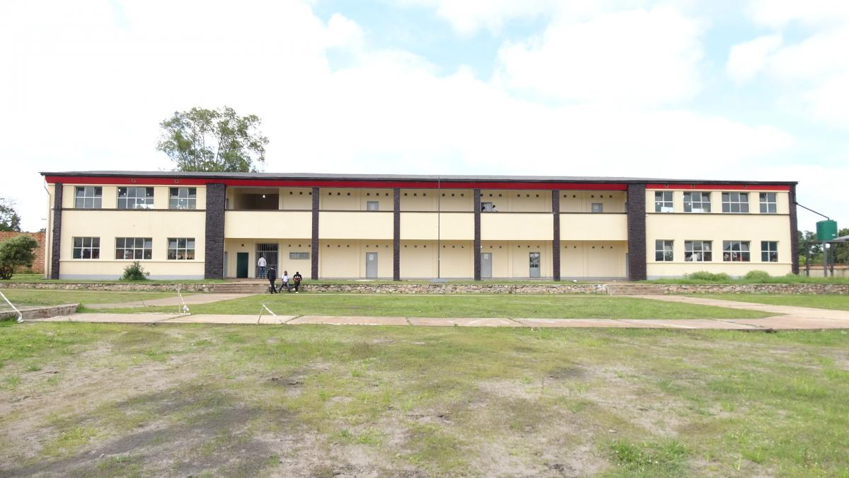 Entre-temps à Kolwezi... l'Institut Technique Industrielle de Manika a été réhabilité!
