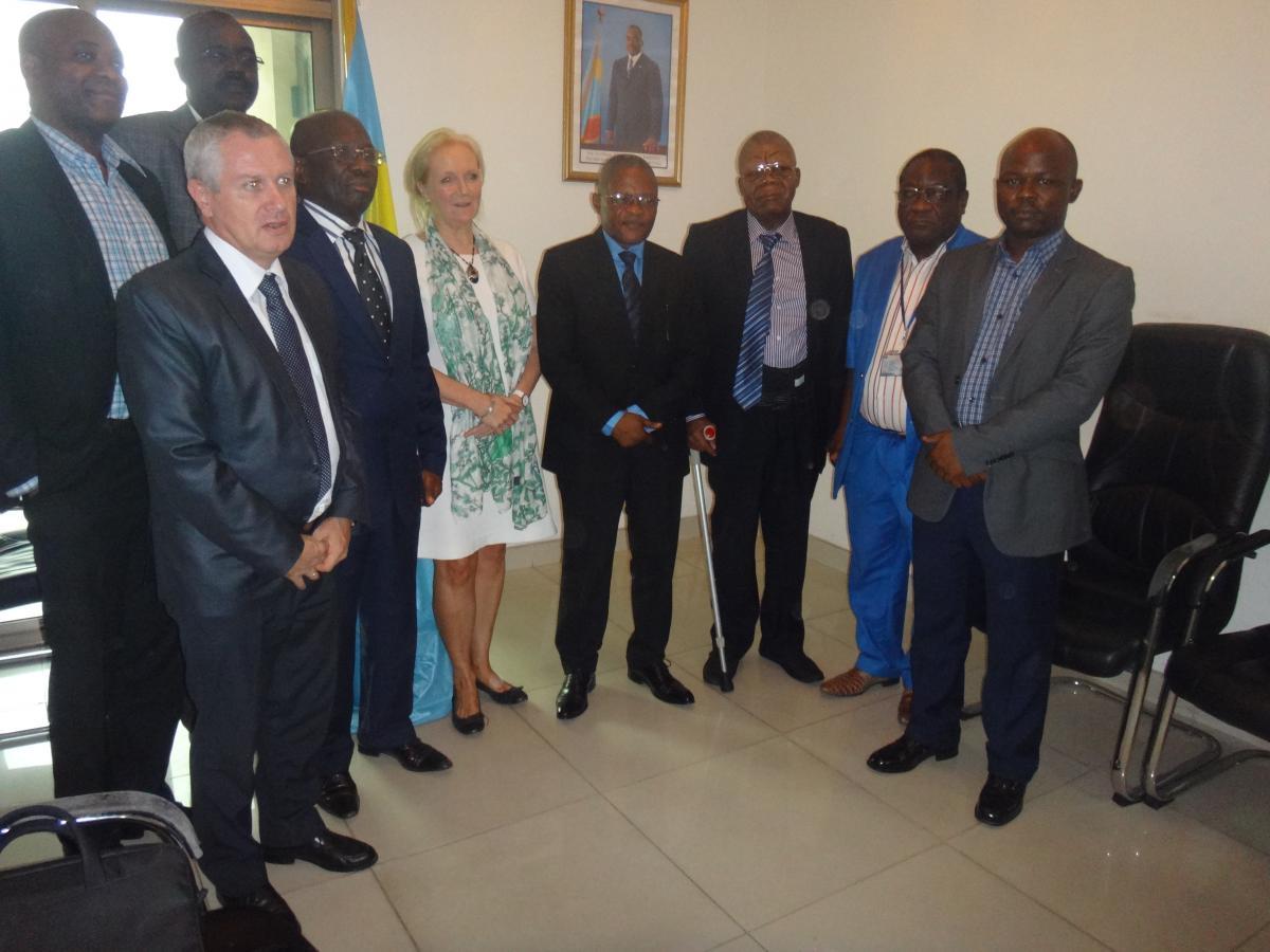 Restitution du voyage au Benin