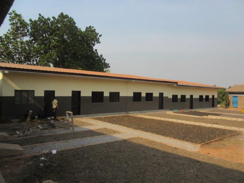 Une nouvelle école primaire