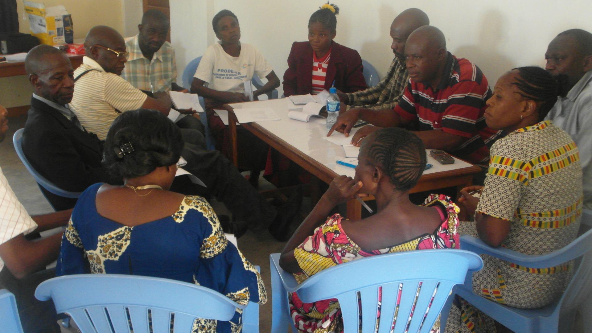 Validation de la stratégie et du plan opérationnel genre au Kasai Oriental et dans la Lomami