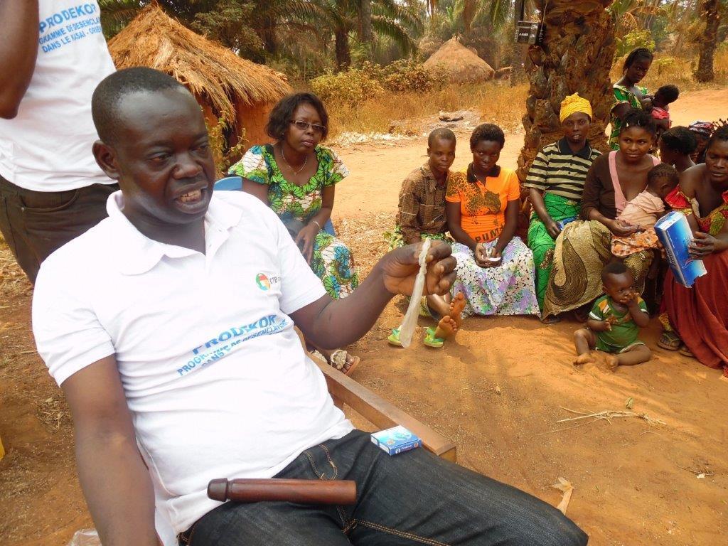 Le PRODEKOR pleinement engagé dans la lutte contre le VIH/sida et la progression de cette maladie en milieu rural.