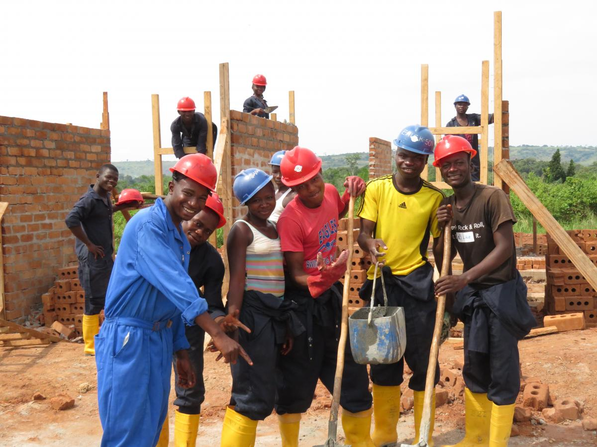 Adéquation formation-emploi « Chantier école »