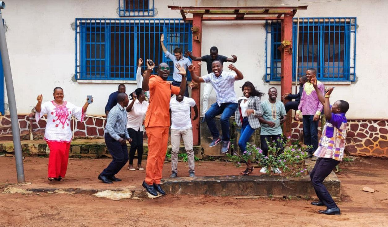 Des coachs d'incubateurs urbain et rural outillés pour accompagner les entrepreneurs du Sud-Ubangi.