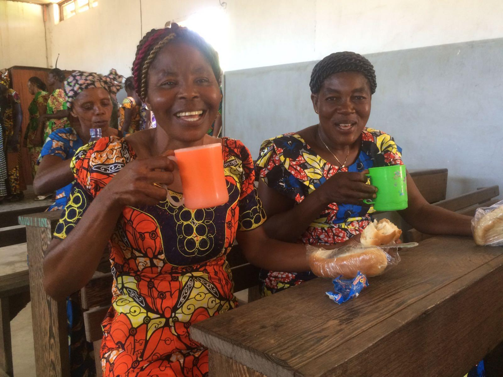 Renforcement des organisations paysannes à Isangi en gestion financière et administrative.