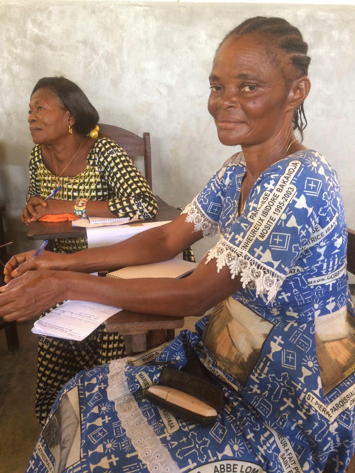 Les femmes au pouvoir à Isangi!