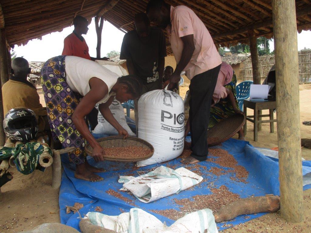 Amélioration de la conservation des récoltes en utilisant des sacs « PICS »