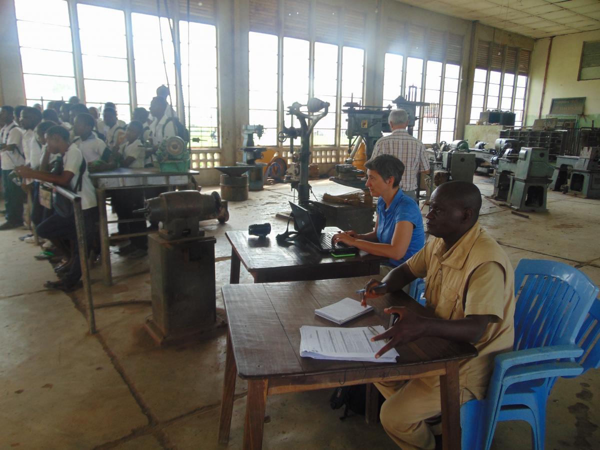 Le partenariat Public-Public  au service de l'adéquation formation-emploi
