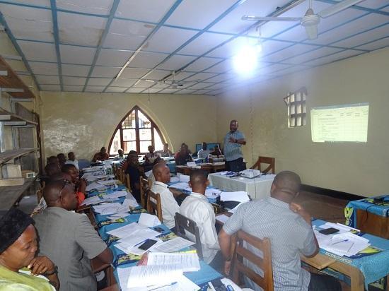 Formation des Acteurs de l'EPST-TSHOPO à la tenue des Statistiques Scolaires
