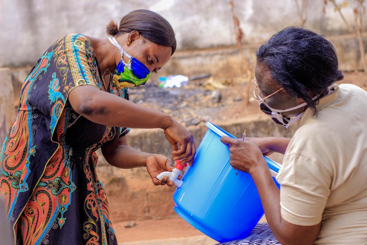 L'eau potable : indissociable à une bonne hygiène corporelle.