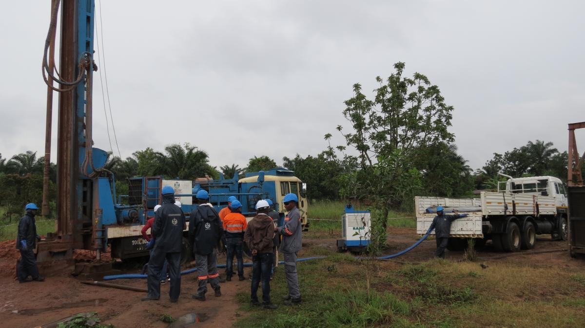 Construction et réhabilitation de grande ampleur au Sud- Kivu