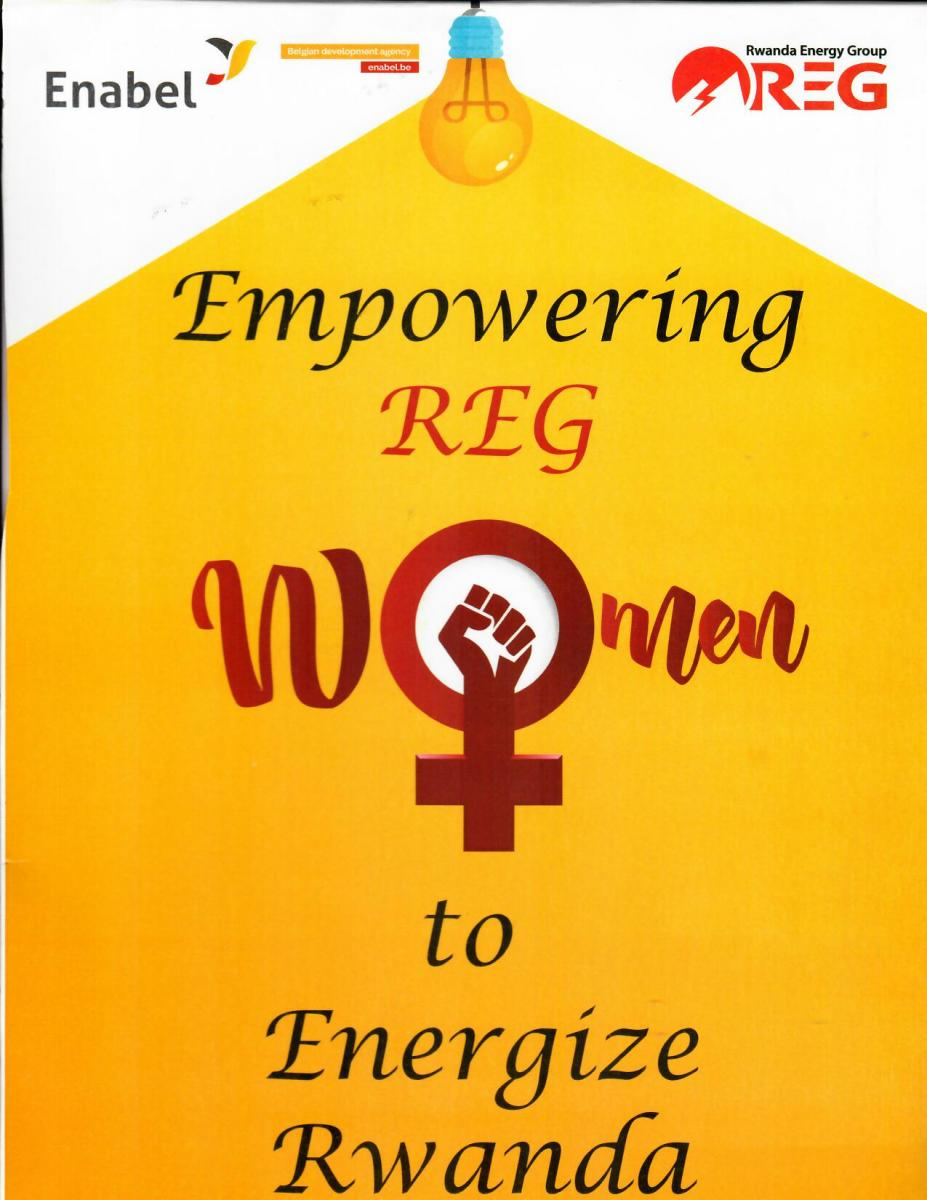 Empowering Women to Energize Rwanda
