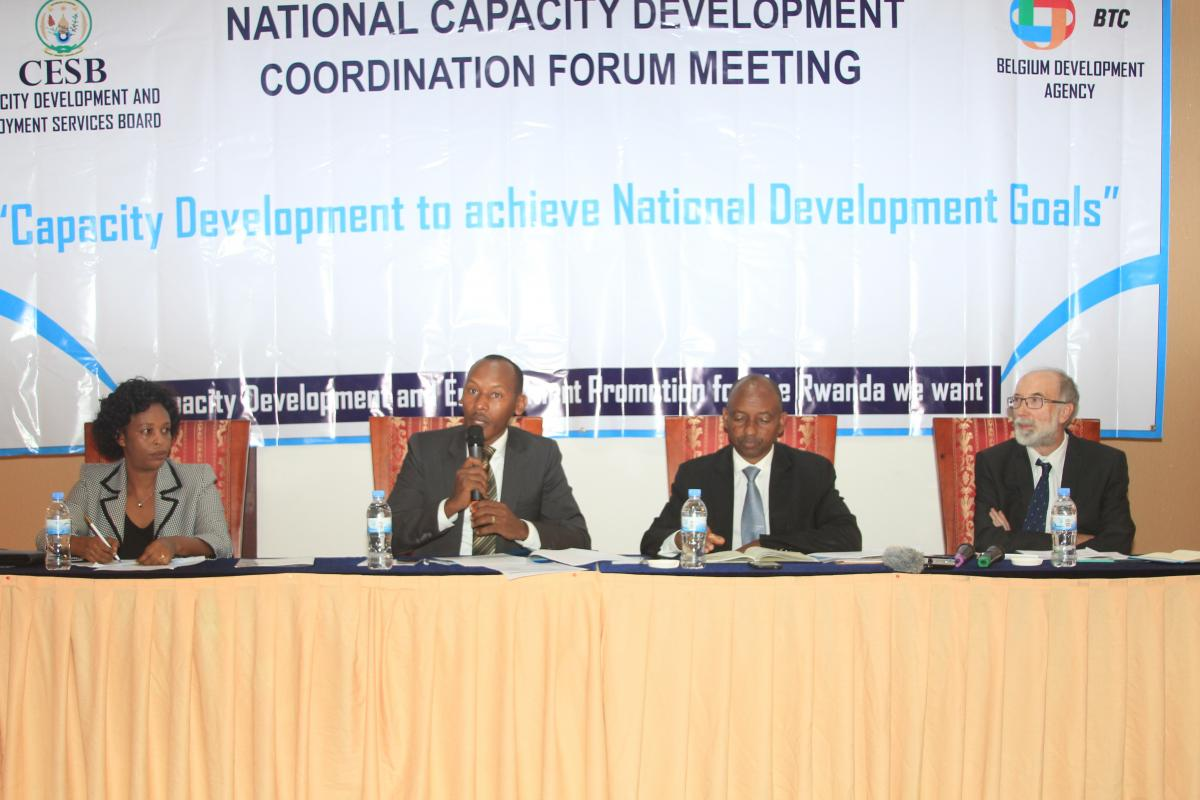 Rwanda has joined few countries that have a National Capacity Development Policy