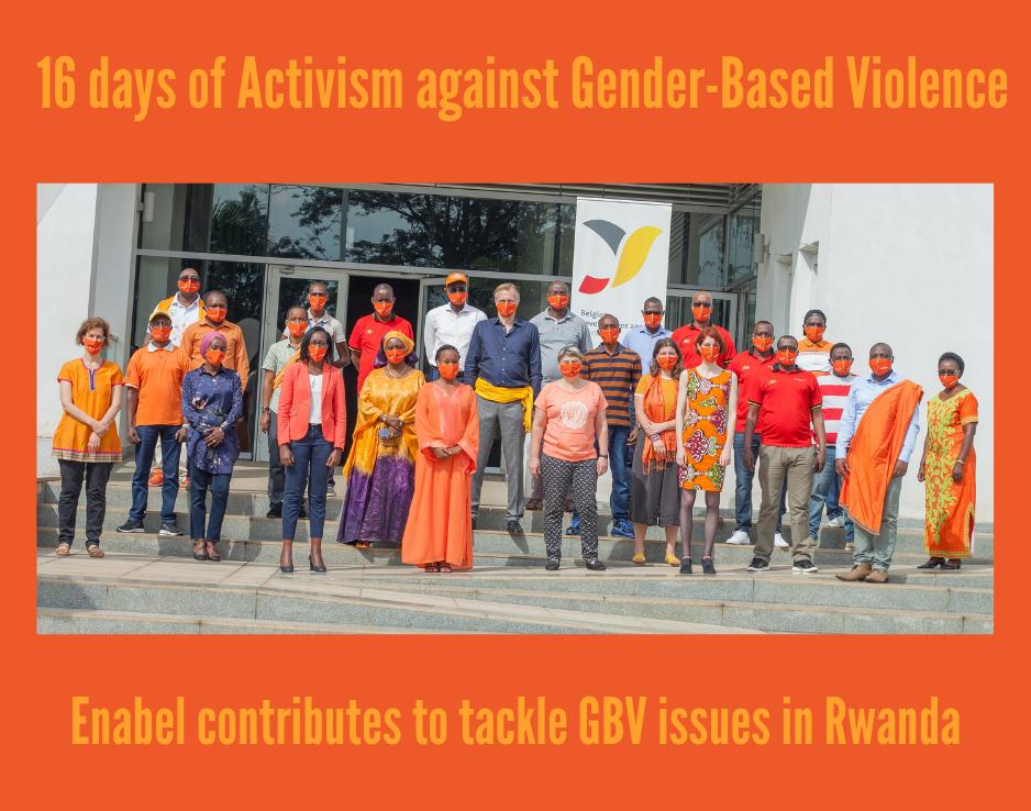 16 Days of Activism to end Gender Based Violence