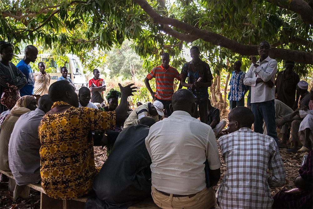 Voyage d'étude au Burkina Faso